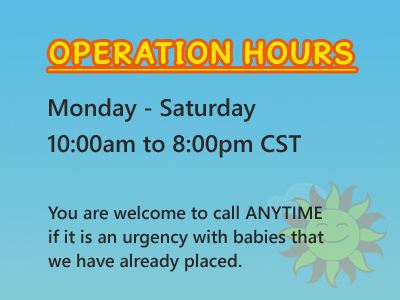 Operation Hours